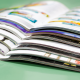 Il Centro Stampa - Brochure breve ma lussuoso documento