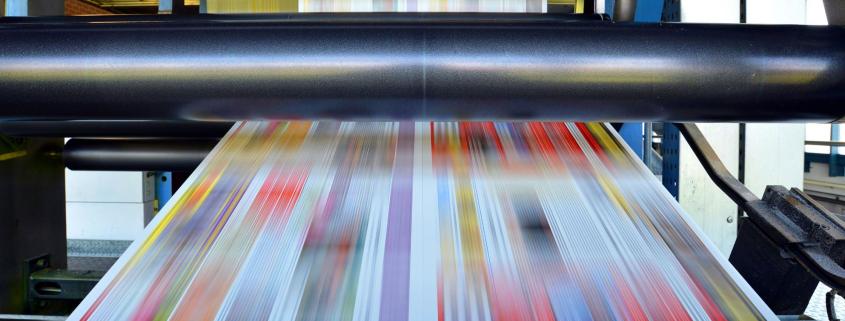 Il Centro Stampa Uno sguardo dietro le quinte- Lavori professionali