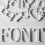 I Font Quali usare in base alle tipologie e formati dei progetti