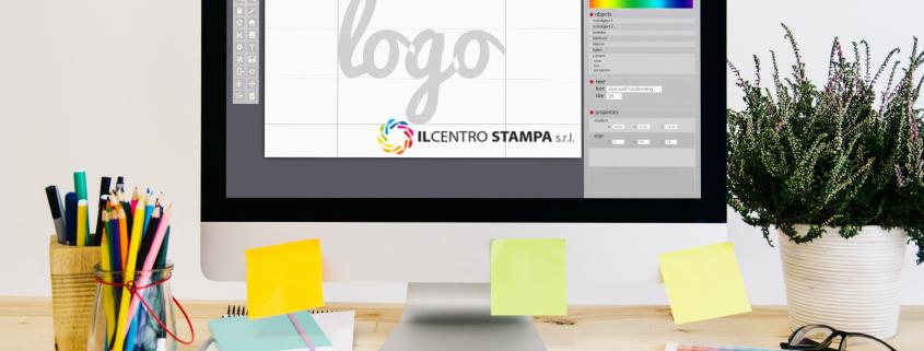 Il Centro Stampa Roma come creare un logo professionale